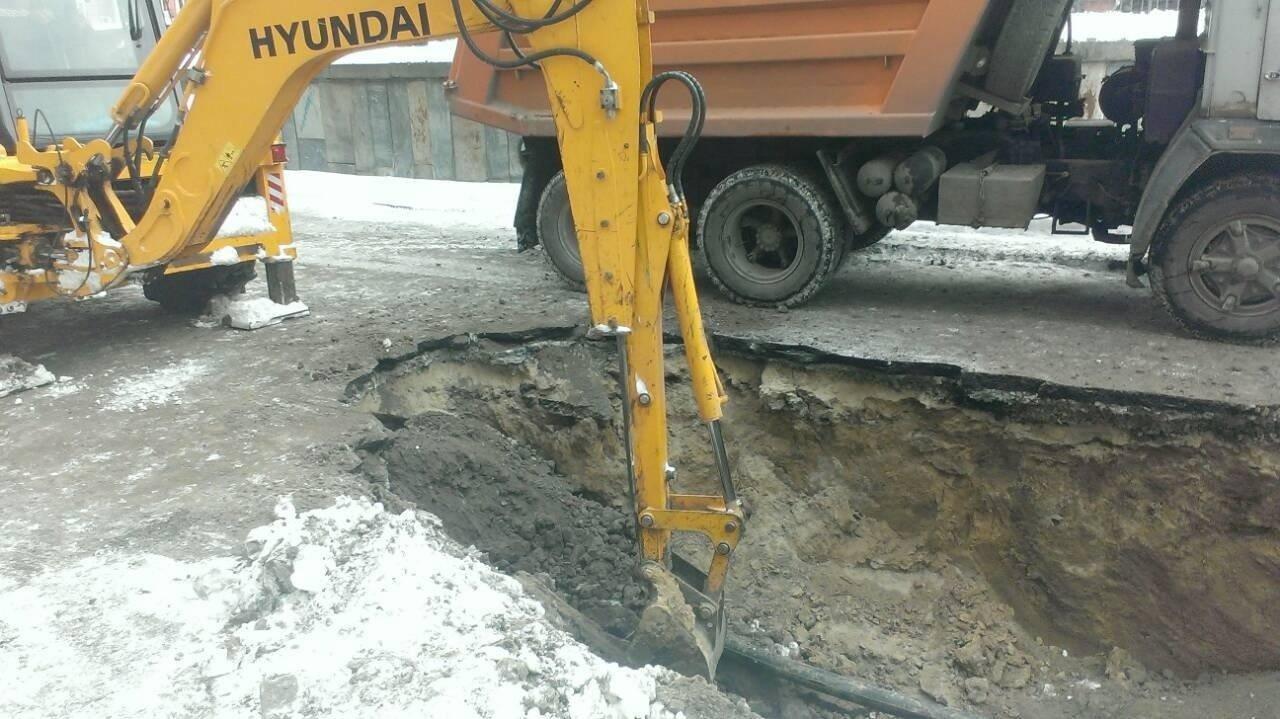 Почему дыру в асфальтном покрытии в центре Днепра так и не засыпали (ФОТО), фото-4