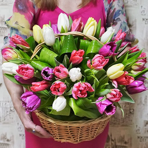 Выбор цветов на весенний праздник: классические и новаторские решения, фото-2