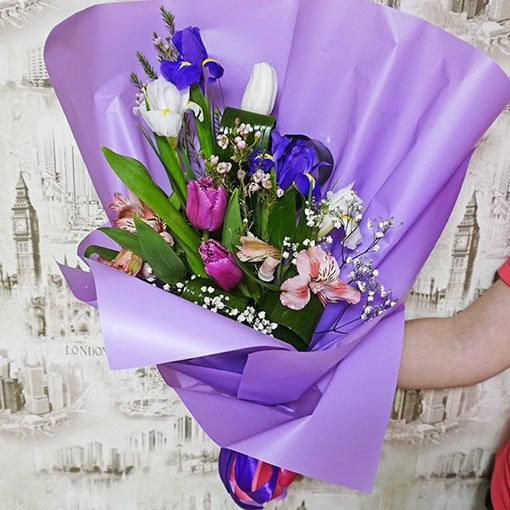 Выбор цветов на весенний праздник: классические и новаторские решения, фото-3