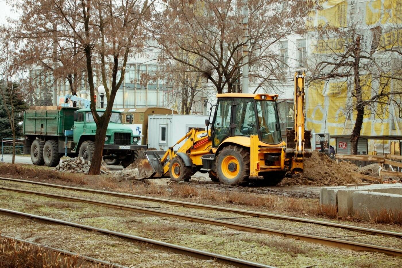 В Днепре демонтируют тротуары: где и зачем, фото-4