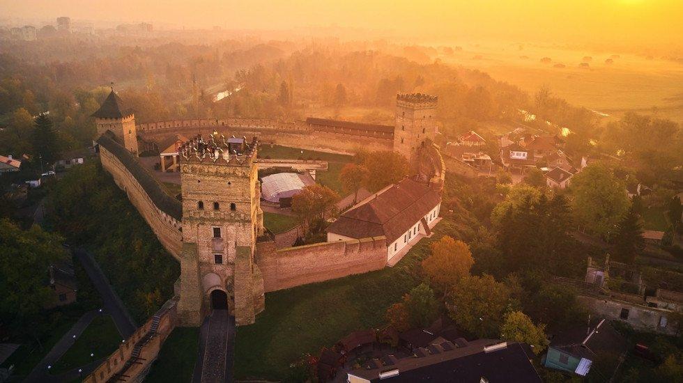Невероятная Украина. От Луцка до Львова: 9 замков, подземелья и лавра (ФОТО, КАРТА, ЦЕНЫ), фото-2