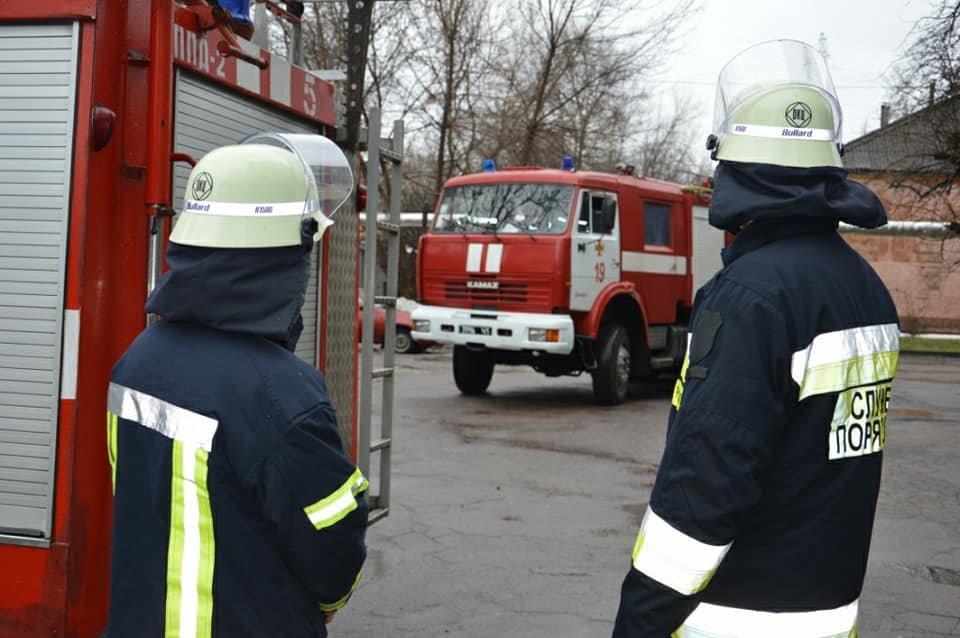 Пожар в Днепре: на правом берегу горела многоэтажка (ФОТО), фото-1
