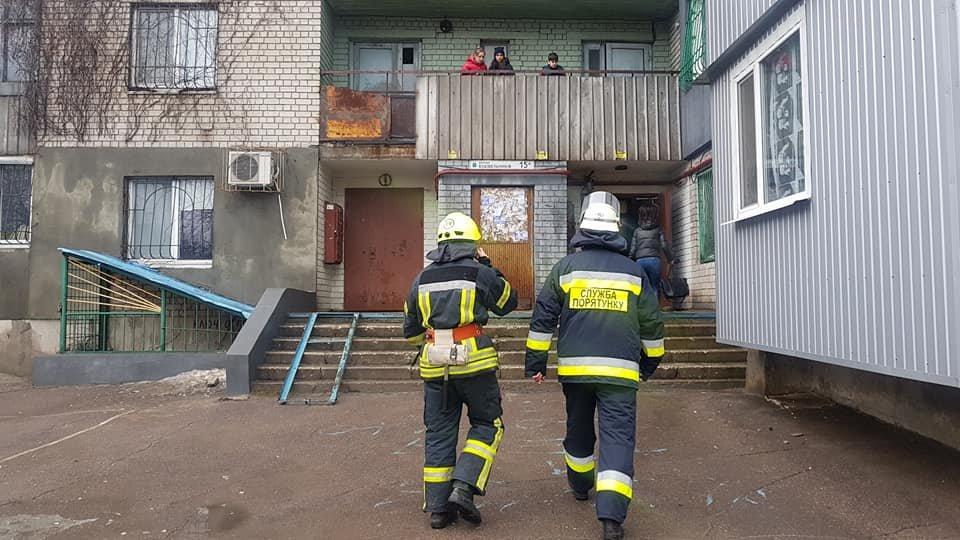 Пожар в Днепре: на правом берегу горела многоэтажка (ФОТО), фото-4
