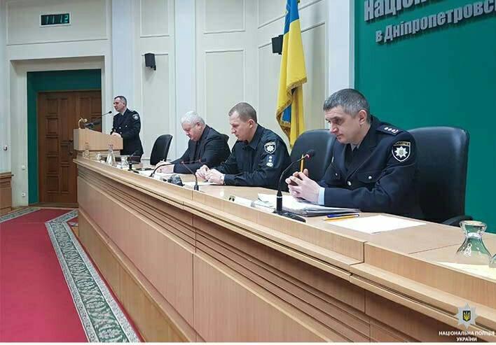 На Днепропетровщине представили нового начальника криминальной полиции (ФОТО) , фото-1
