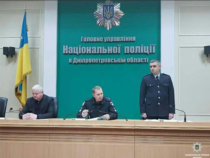 На Днепропетровщине представили нового начальника криминальной полиции (ФОТО) , фото-2