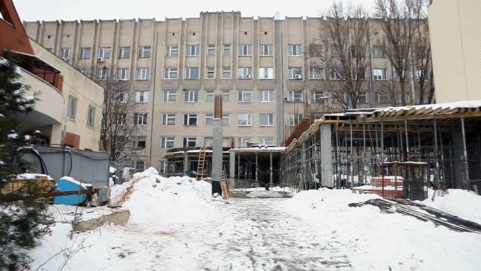 В Днепре начал рушится корпус детской областной больницы (ФОТО), фото-2