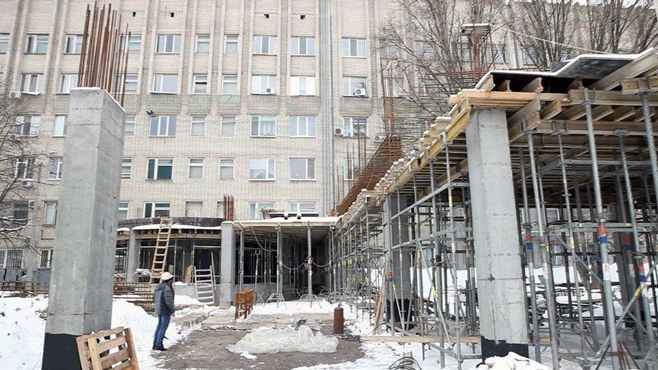В Днепре начал рушится корпус детской областной больницы (ФОТО), фото-4