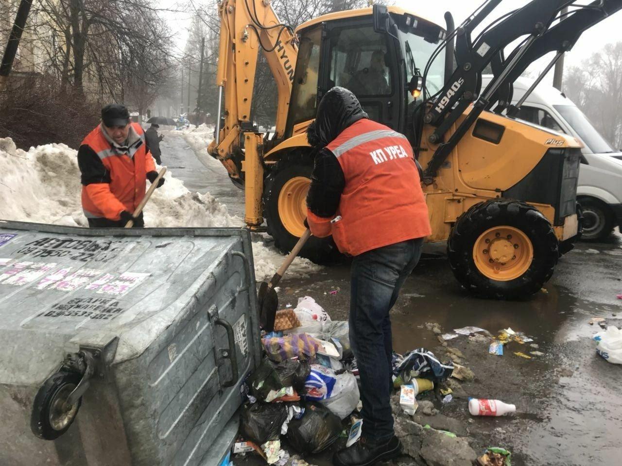 В Днепре коммунальщики за день вывезли около 200 тонн мусора (ФОТО), фото-2