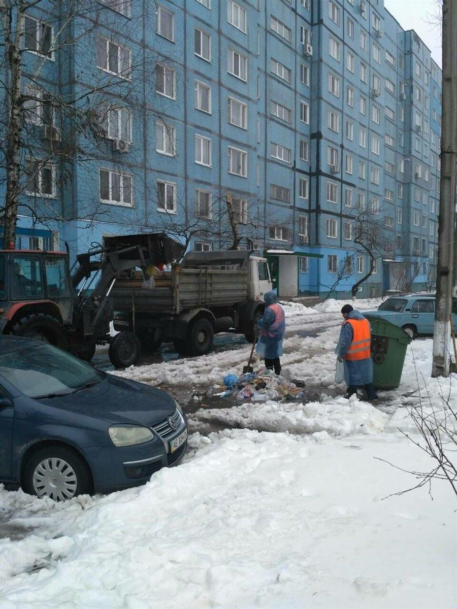 В Днепре коммунальщики за день вывезли около 200 тонн мусора (ФОТО), фото-3