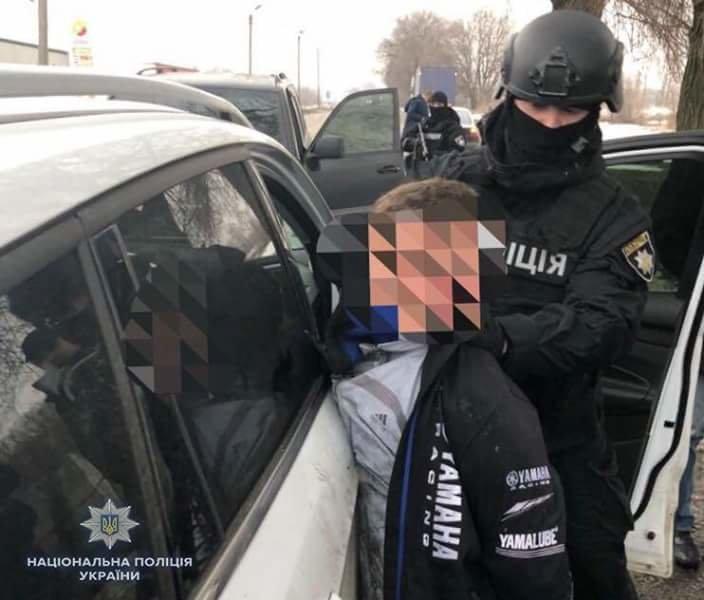 """На Днепропетровщине задержали наркодилеров,  которых """"крышевал"""" полицейский (ФОТО)  , фото-2"""