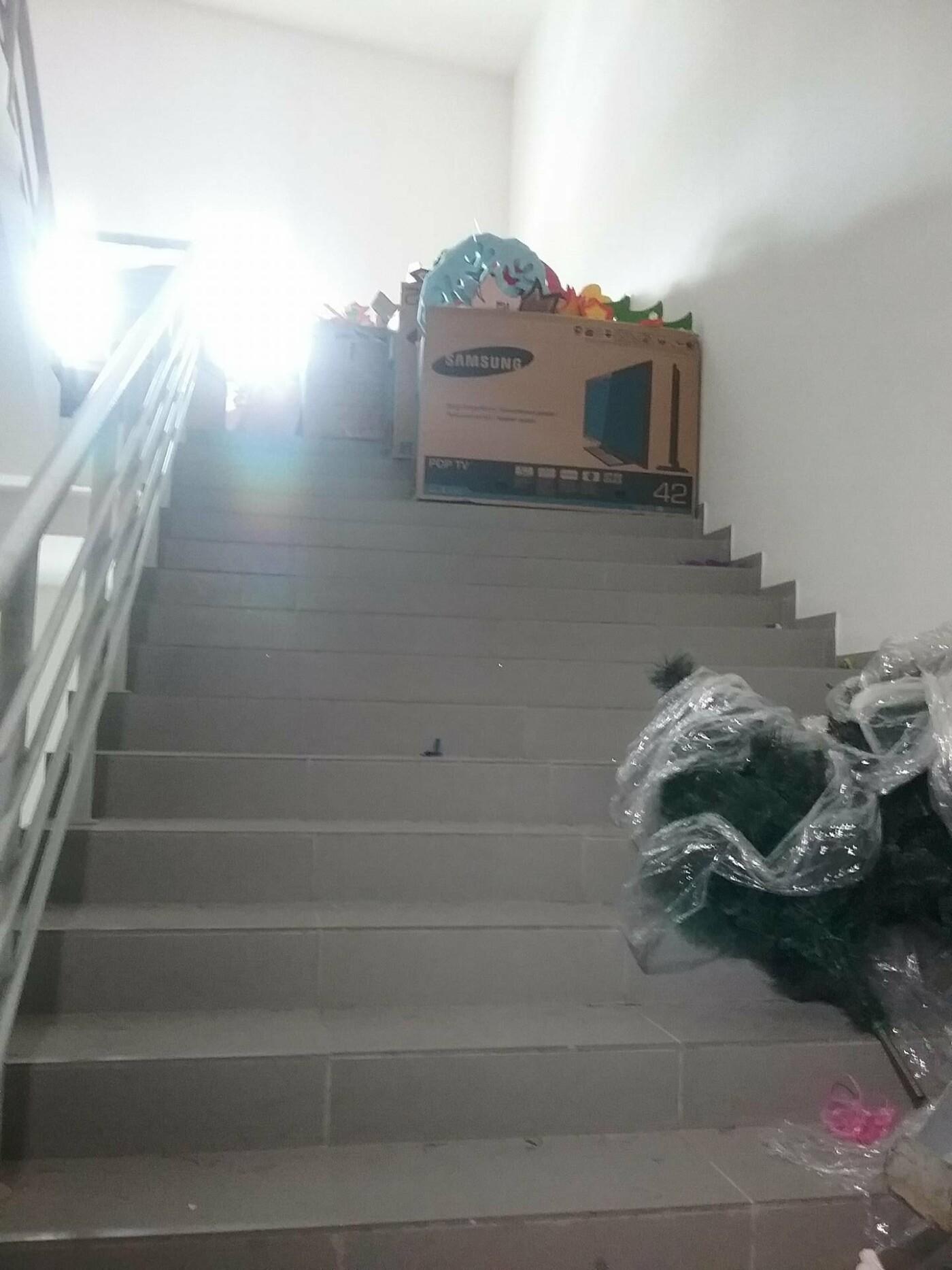 """Пройти путём эвакуации: днепровские спасатели проверили ТРЦ """"Приозерный"""" (ФОТО, ВИДЕО), фото-5"""