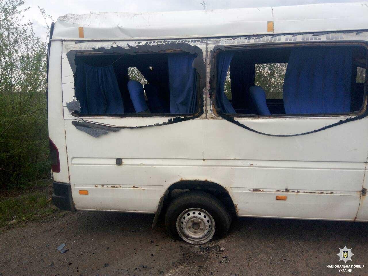Под Днепром маршрутка попала в ДТП: пострадавшие в больнице, фото-1