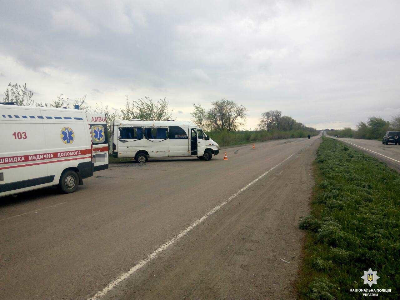 Под Днепром маршрутка попала в ДТП: пострадавшие в больнице, фото-2