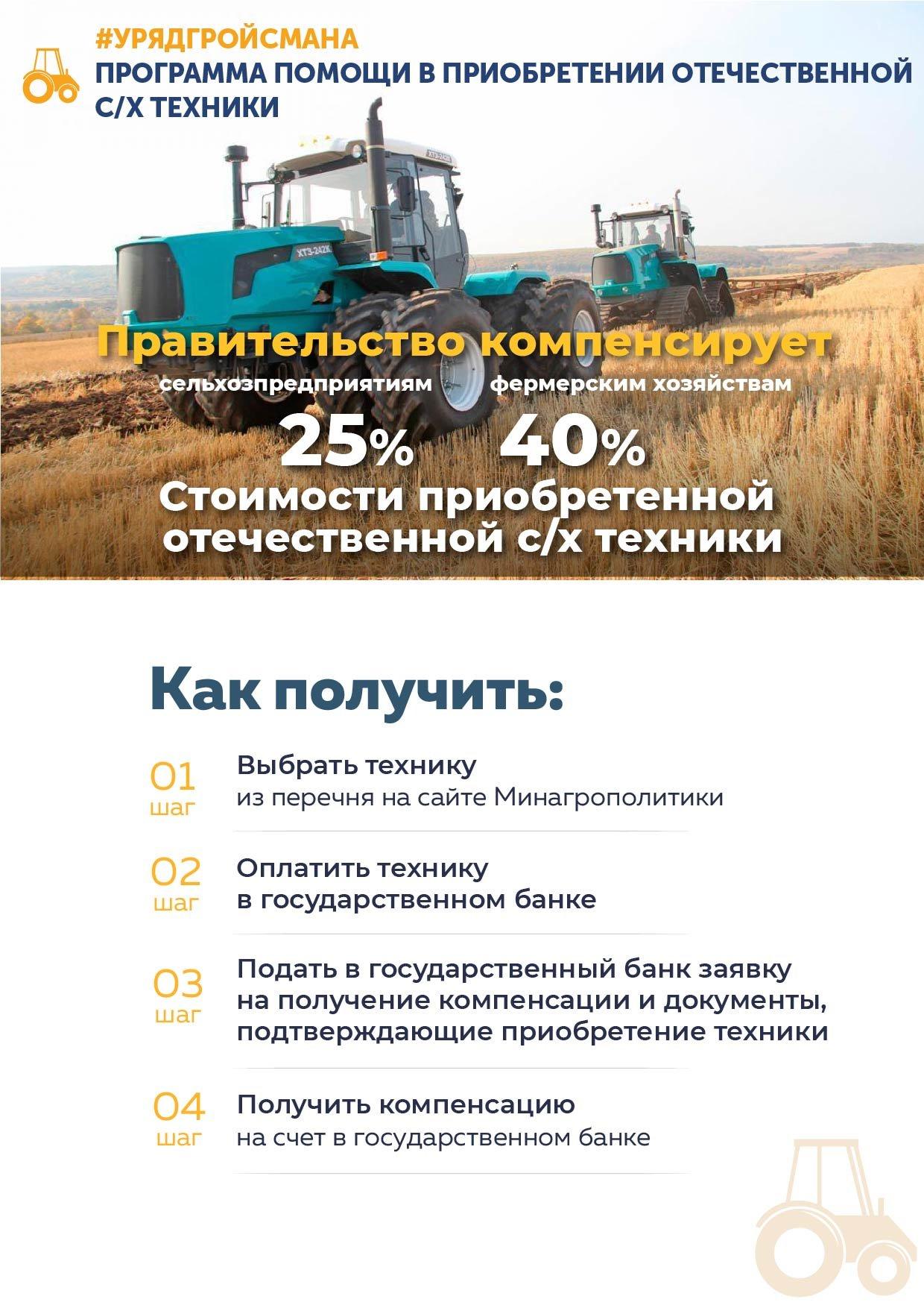 Какую правительственною помощь можно получить на селе для развития хозяйства? , фото-4