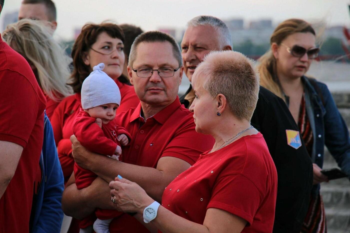 Одевайтесь в красное: в Днепре состоится красочный флешмоб в поддержку доноров, - ФОТО, фото-2