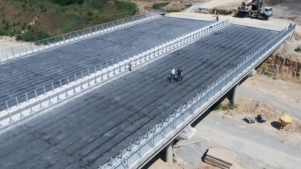 «Непосредственно сам мост собран»: как проходит строительство объездной дороги в Днепре, - ФОТО, фото-2