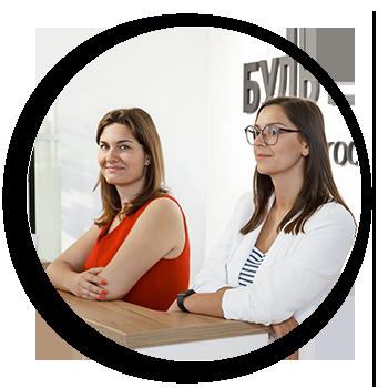 Основательницы БУДЬ в UA Катя Дорошевская и Алина Щербина о том, как поднять бизнес на голом энтузиазме, - ИНТЕРВЬЮ, фото-1