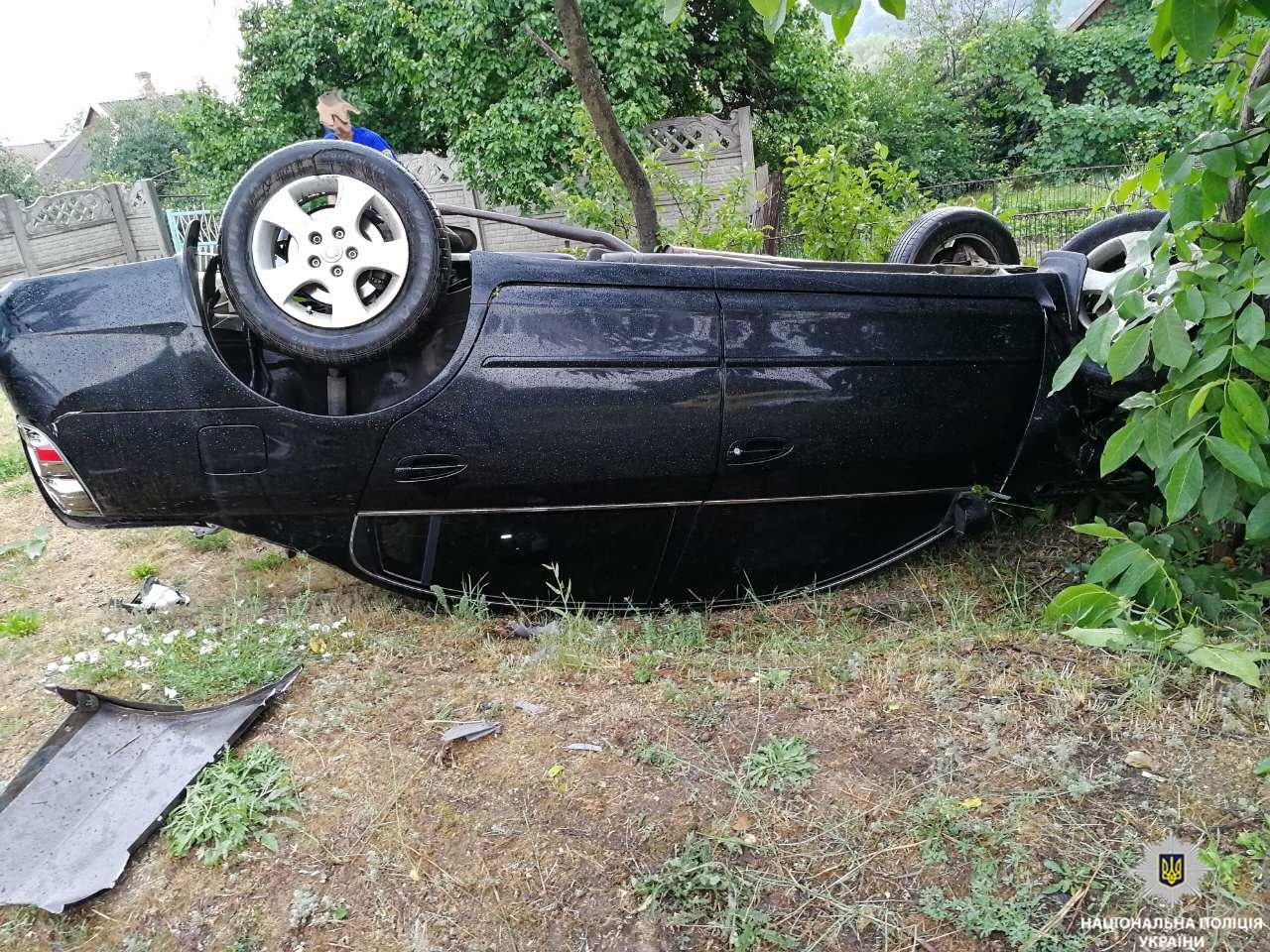 На Днепропетрощине пьяный водитель сбил двух женщин насмерть, - ФОТО, фото-2