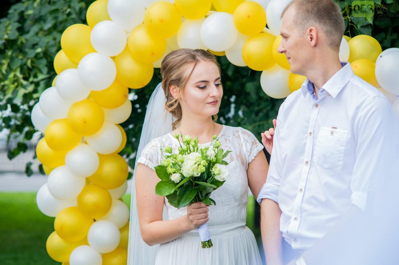 Фестиваль красок и свадьбы: как в Днепре прошел День молодежи, - ФОТОРЕПОРТАЖ, ВИДЕО, фото-24