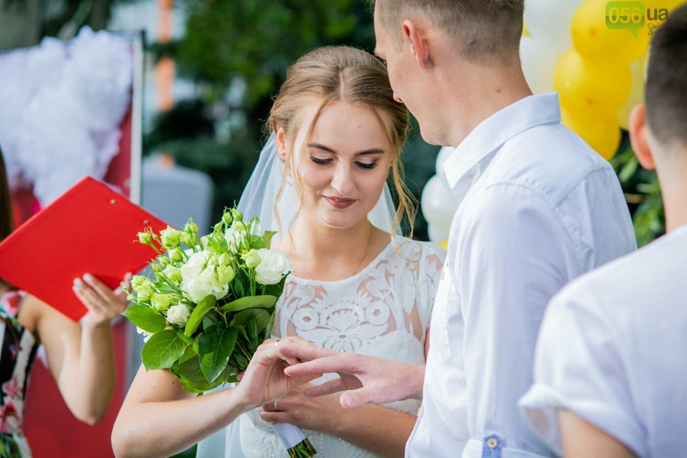 Фестиваль красок и свадьбы: как в Днепре прошел День молодежи, - ФОТОРЕПОРТАЖ, ВИДЕО, фото-23