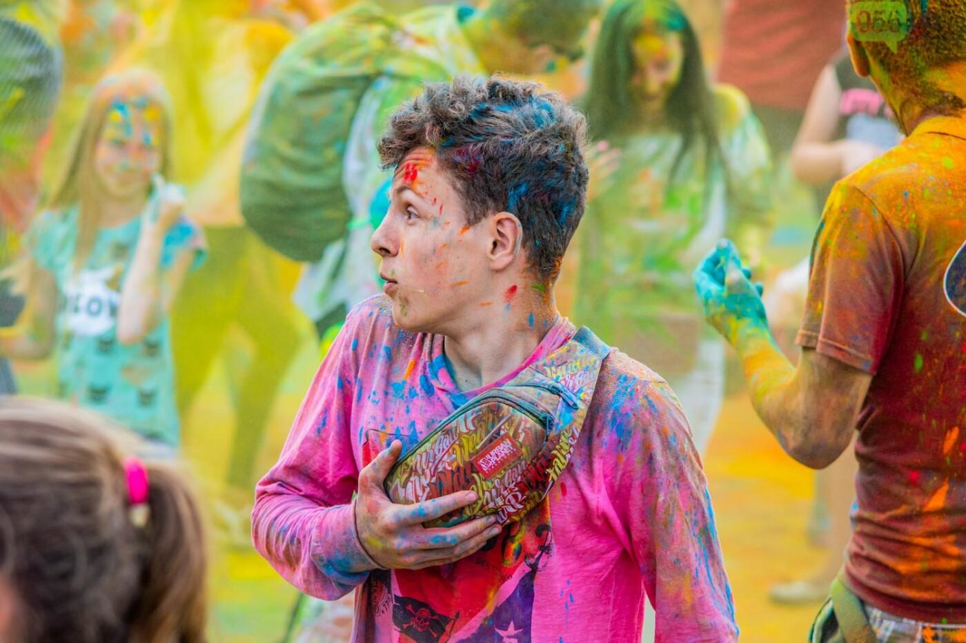 Фестиваль красок и свадьбы: как в Днепре прошел День молодежи, - ФОТОРЕПОРТАЖ, ВИДЕО, фото-9