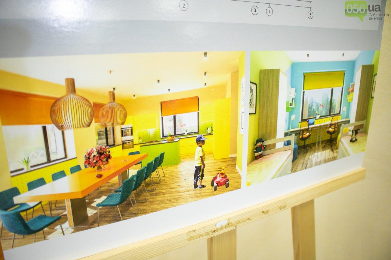 В Днепропетровской области построят дома для детей-сирот: как они будут выглядеть, - ФОТОРЕПОРТАЖ, фото-3