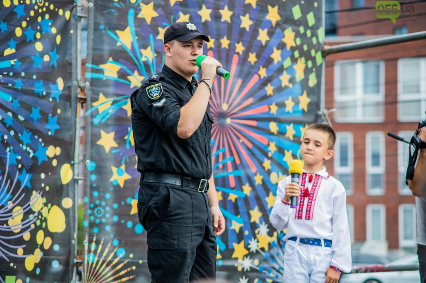 В Днепре устроили красочный флешмоб ко Дню Конституции, - ФОТОРЕПОРТАЖ, фото-5