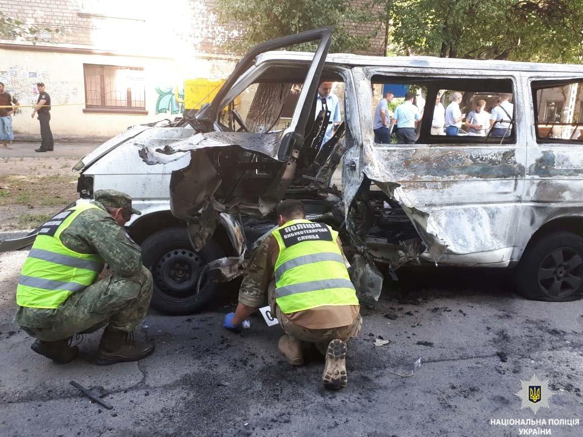 В Днепропетровской области взорвали машину: внутри находился депутат горсовета, - ФОТО, фото-7