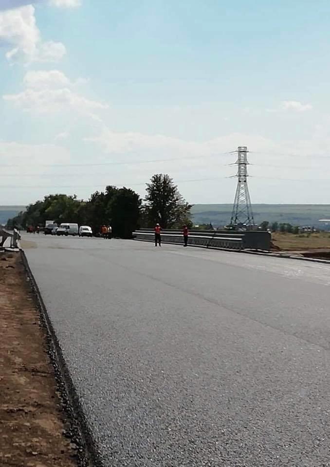 Стало известно, когда полностью отремонтируют трассу Днепр-Запорожье, - ФОТО, фото-1