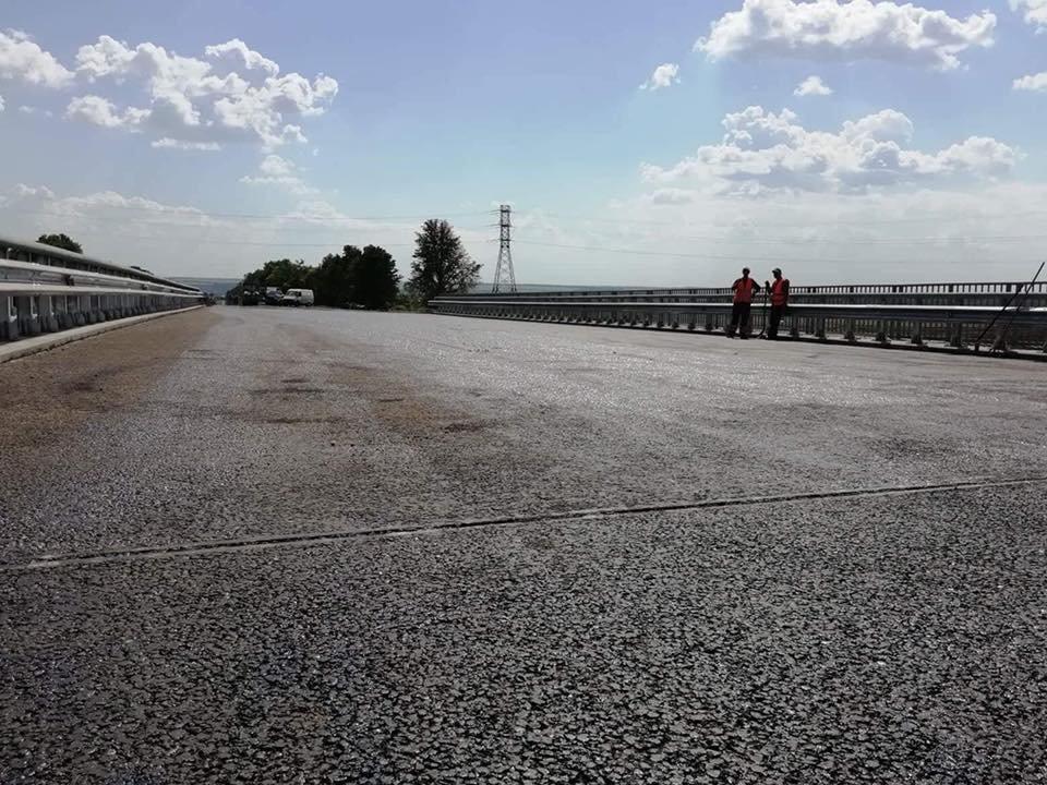 Стало известно, когда полностью отремонтируют трассу Днепр-Запорожье, - ФОТО, фото-4