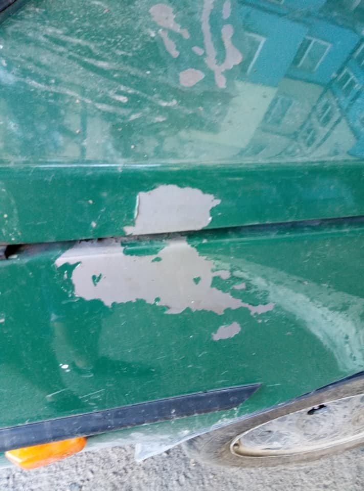 Будьте осторожны: в Днепре уродуют авто по ночам, обливая кислотой, - ФОТО, фото-4