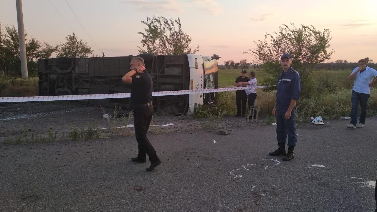 На Днепропетровщине столкнулись иномарка и рейсовый автобус: есть погибшие,  - ФОТО, фото-8