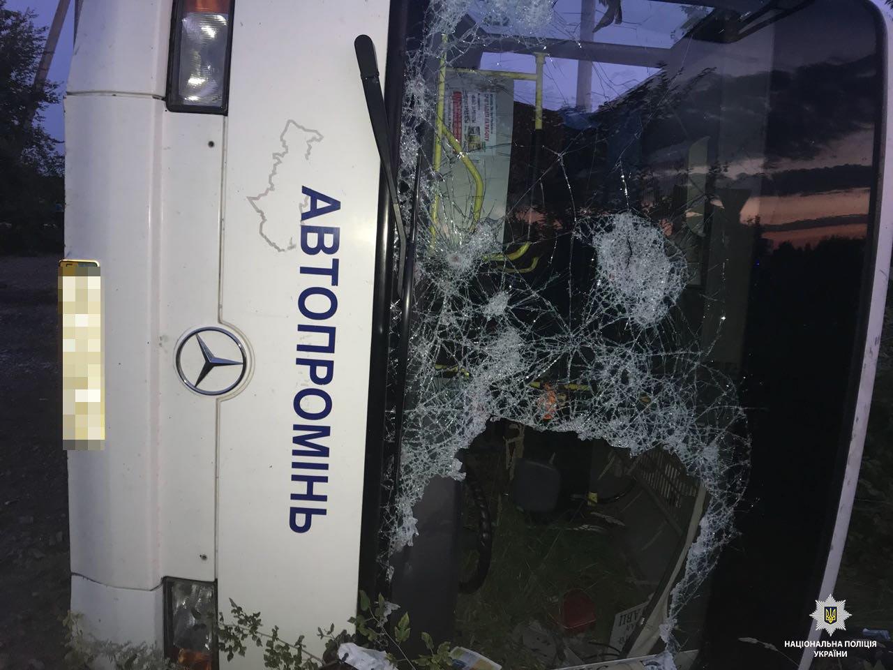 Смертельная авария с рейсовым автобусом под Днепром: стала известна причина ДТП и другие подробности, - ФОТО, ВИДЕО, фото-1