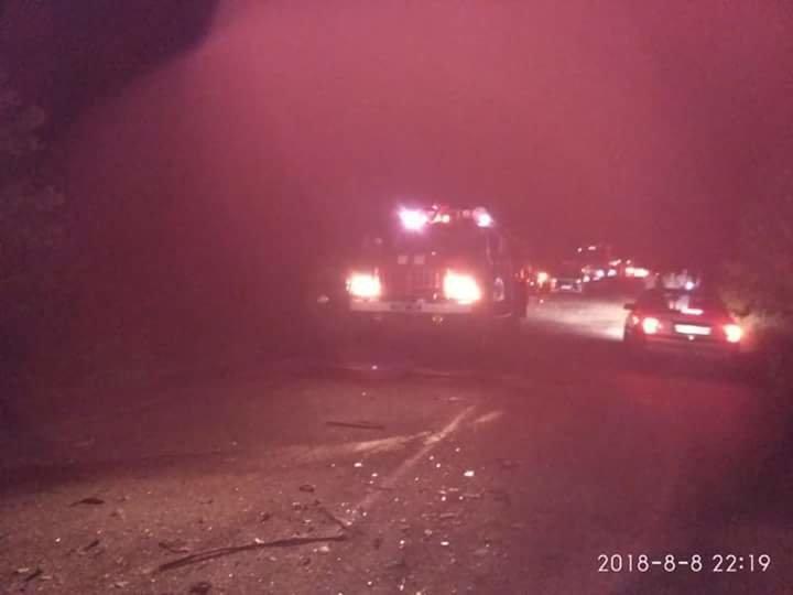 На Днепропетровщине столкнулись иномарка и служебный автобус с пассажирами: пострадали 15 человек, - ФОТО, ВИДЕО, фото-2