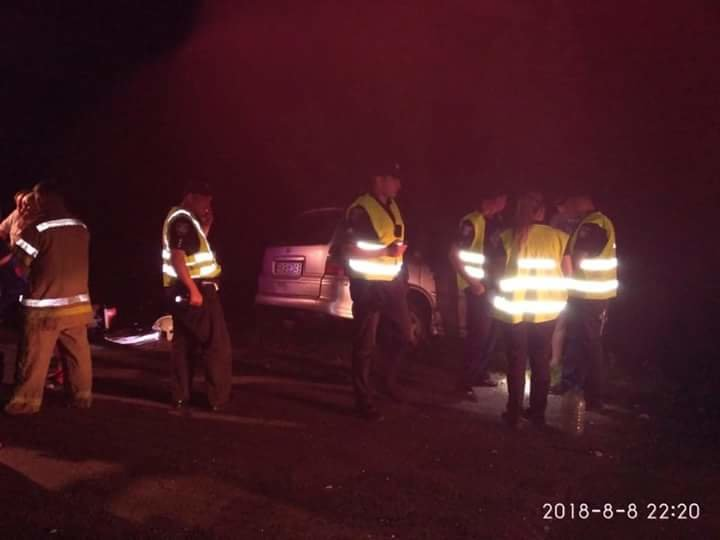 На Днепропетровщине столкнулись иномарка и служебный автобус с пассажирами: пострадали 15 человек, - ФОТО, ВИДЕО, фото-1