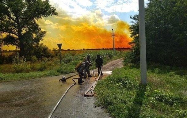Стало відомо, хто допоміг Дніпру ліквідувати витік азоту, фото-1