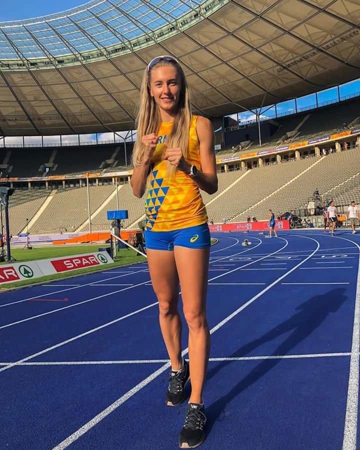 Днепровская спортсменка завоевала серебро на чемпионате Европы,  - ФОТО, фото-1