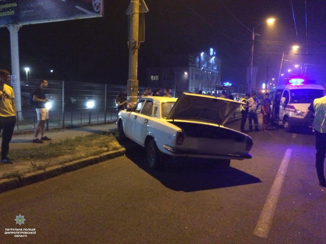 ДТП в Днепре: за один вечер произошло две смертельных аварии, - ФОТО, фото-3