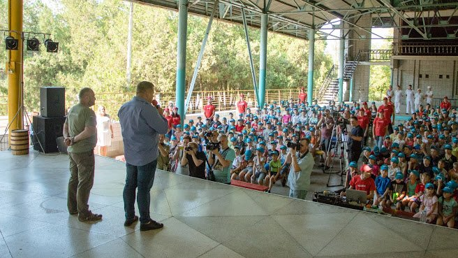 Борис Филатов: Мэрия Днепра продолжает развивать программу детских муниципальных лагерей, фото-10