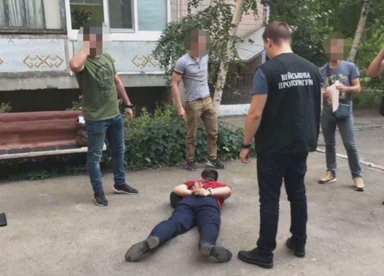 """На Днепропетровщине на взятке """"погорел"""" следователь Нацполиции, - ФОТО, фото-1"""