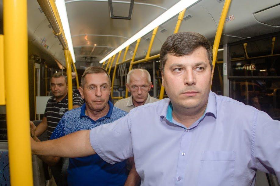 В Днепре запустили первый пробный троллейбус на жилмассив Сокол, - ФОТО, фото-3
