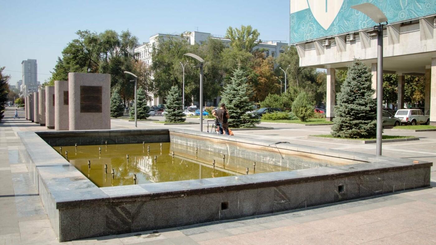Как часто чистят днепровские фонтаны, - ФОТО, фото-2