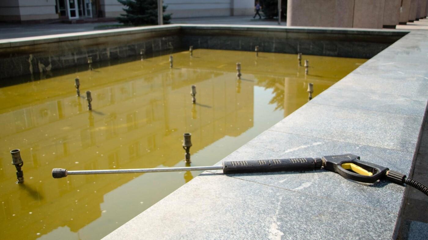 Как часто чистят днепровские фонтаны, - ФОТО, фото-3