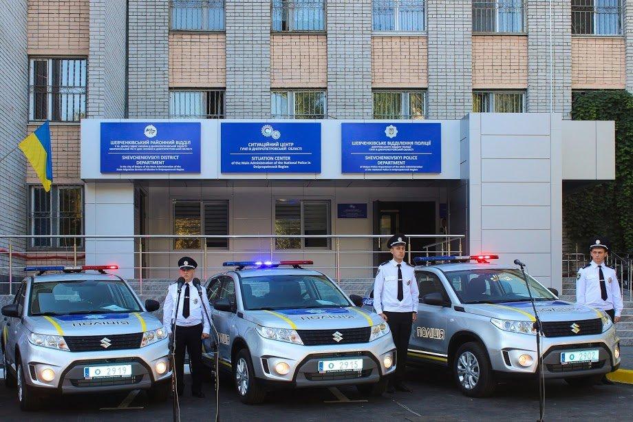 Полицейским Днепра и области Президент Украины вручил 27 внедорожников, - ФОТО, фото-4