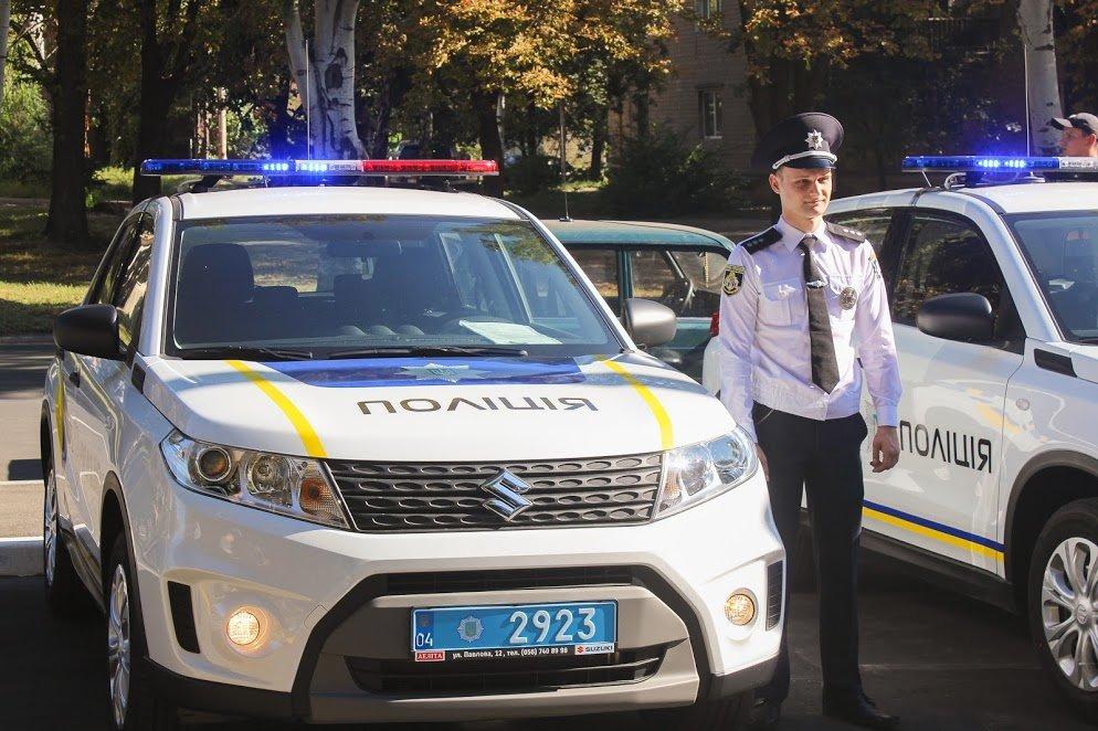 Полицейским Днепра и области Президент Украины вручил 27 внедорожников, - ФОТО, фото-5