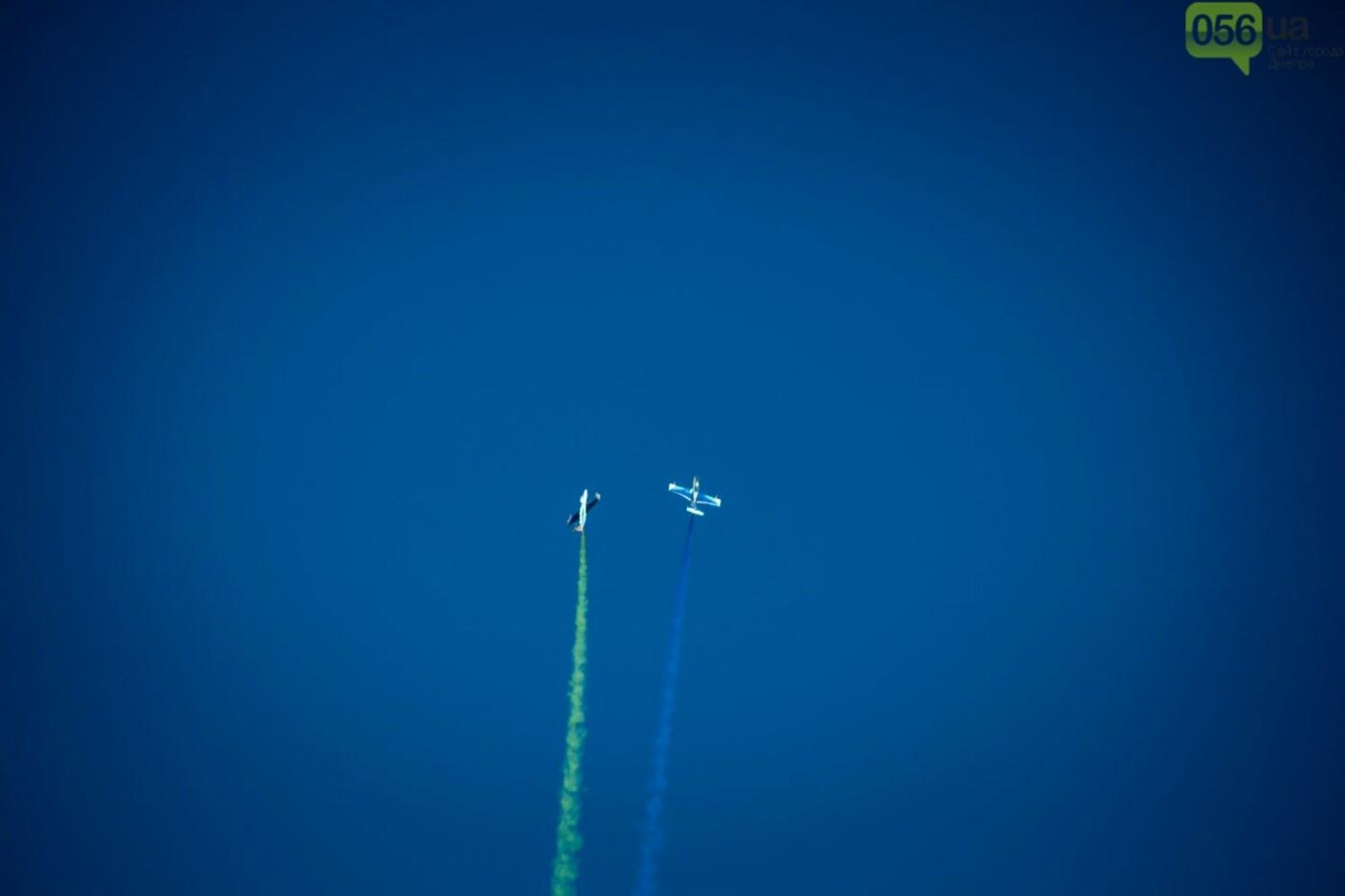 Под Днепром прошло масштабное авиашоу «Вільне небо»: как это было, - ФОТОРЕПОРТАЖ , фото-4