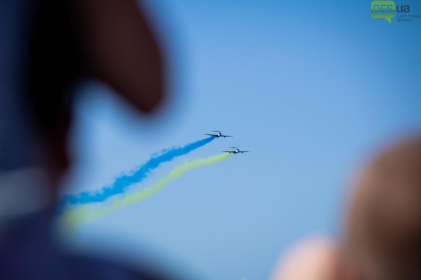Под Днепром прошло масштабное авиашоу «Вільне небо»: как это было, - ФОТОРЕПОРТАЖ , фото-18