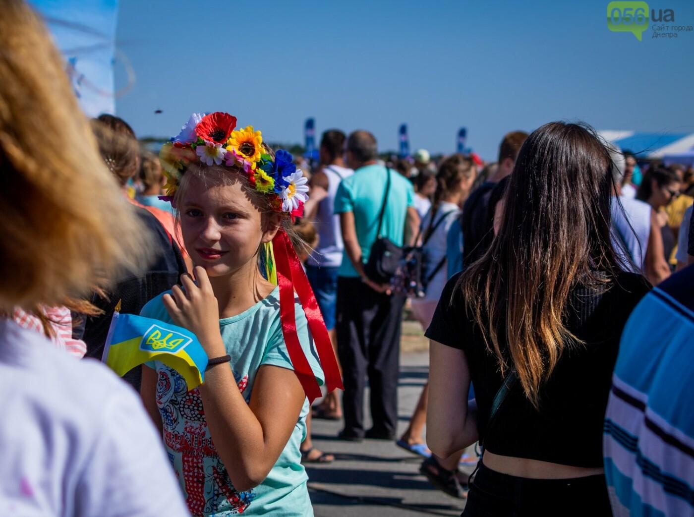 Под Днепром прошло масштабное авиашоу «Вільне небо»: как это было, - ФОТОРЕПОРТАЖ , фото-20