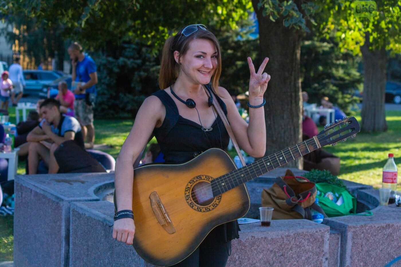 В Днепре на День Независимости на Набережной прошли массовые гуляния, - ФОТОРЕПОРТАЖ, фото-14