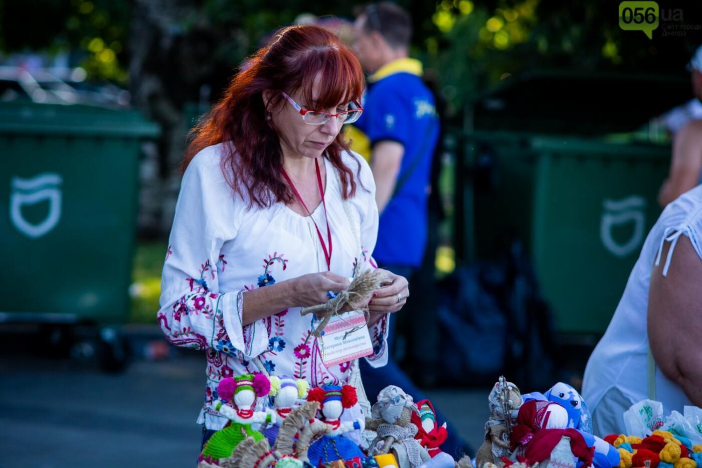 В Днепре на День Независимости на Набережной прошли массовые гуляния, - ФОТОРЕПОРТАЖ, фото-9